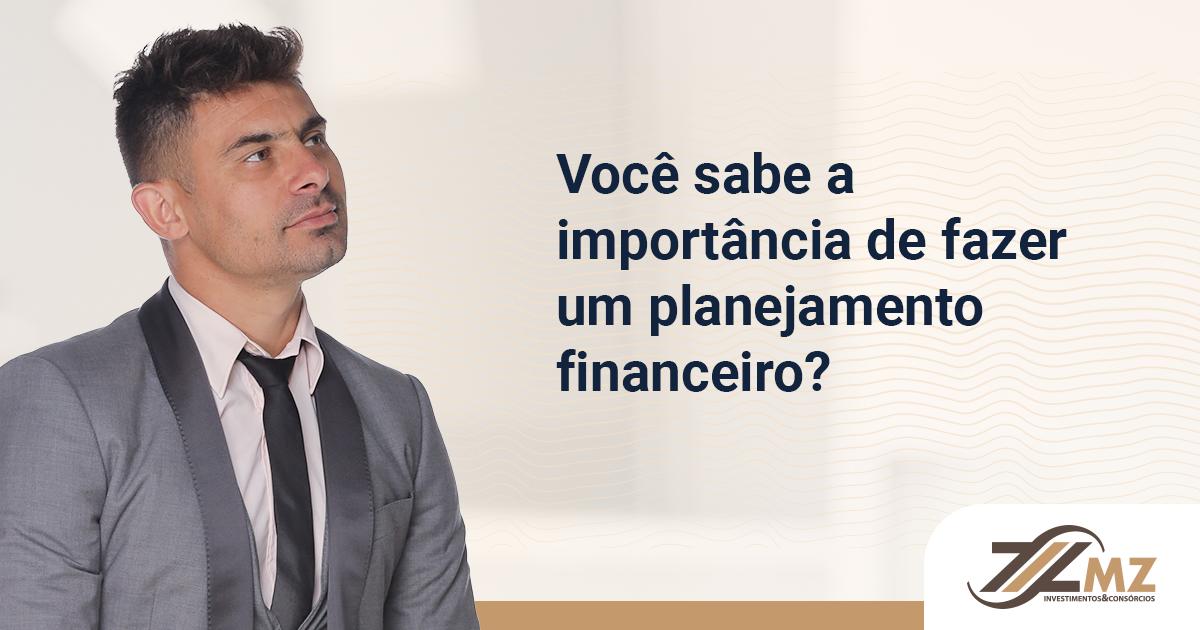 Pontos importantes para o seu planejamento financeiro e decisões