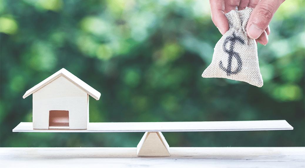 Empréstimo com imóvel em garantia